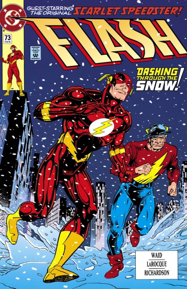One Perfect Gift (Flash #76)