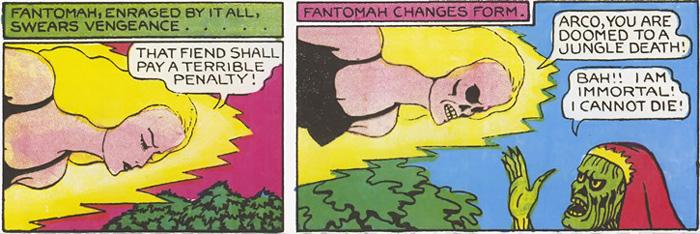 Retro komiksy są takie wspaniałe.