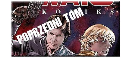 Star Wars Komiks Cytadela Grozy