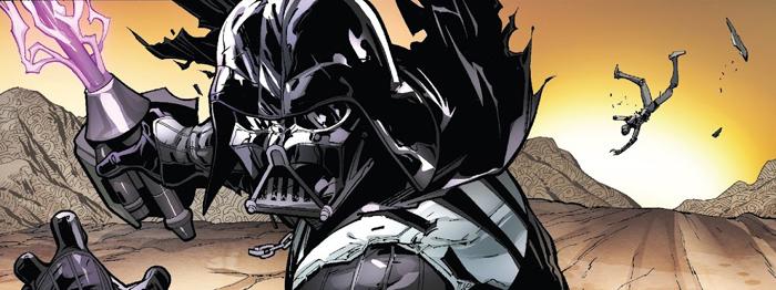 Darth Vader Komiks