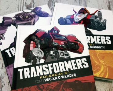 Transformers G1 kolekcja tomy