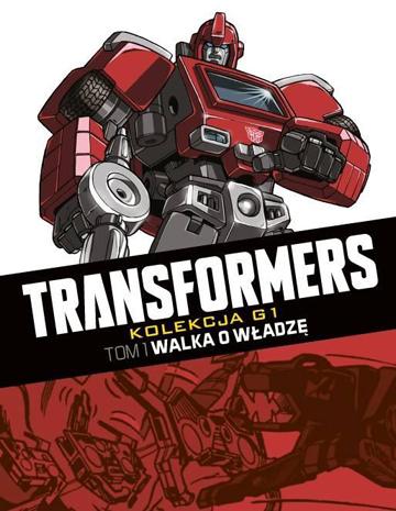 Transformers Kolekcja G1 okładka
