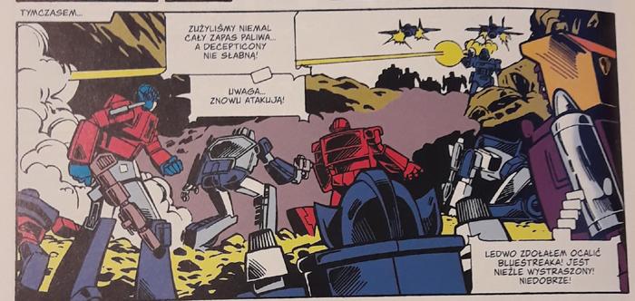 Transformers Kolekcja G1 Autoboty