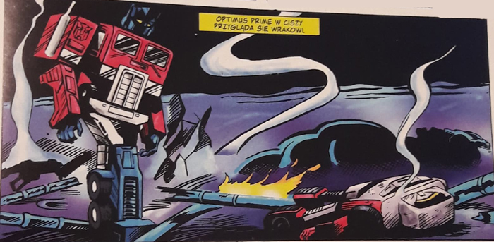 Transformers Kolekcja G1 Optimus Prime