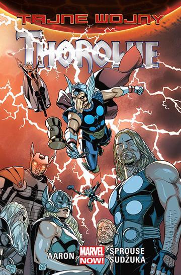 Thorowie Okładka