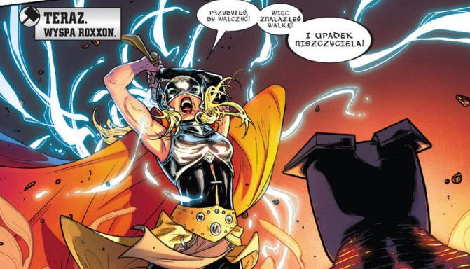 Thor Gromowładna tom 2