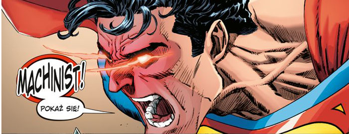 Superman Efekt Oza Recenzja