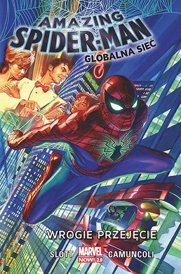 Spider-Man Globalna Sieć tom 1