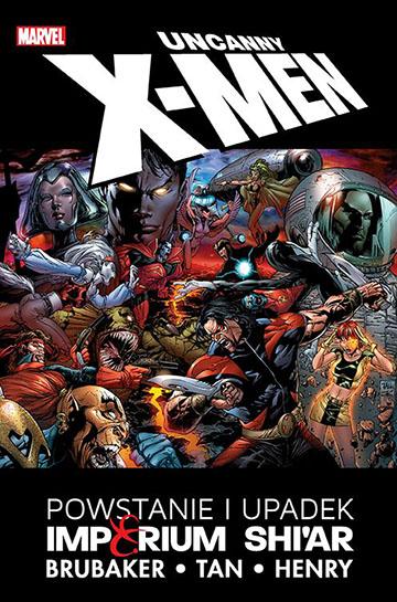 Uncanny X-Men Okładka