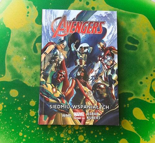 Avengers Siedmiu Wspaniałych tom 1