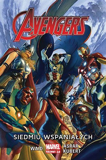 Avengers Siedmiu Wspaniałych