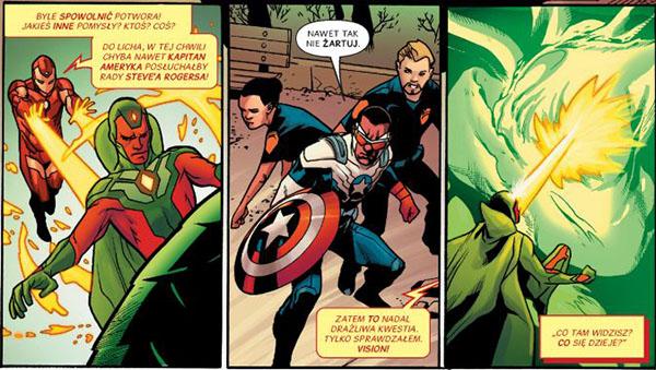Avengers Siedmiu Wspaniałych kadr