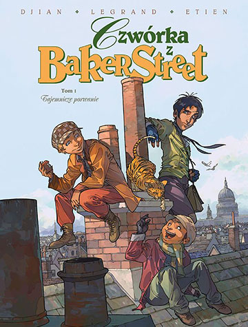Czwórka z Baker Street