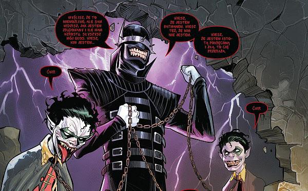 Batman Metal Tom 1