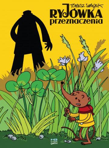 komiksy dla dzieci ryjówka przeznaczenia