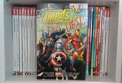 Avengers Impas Recenzja