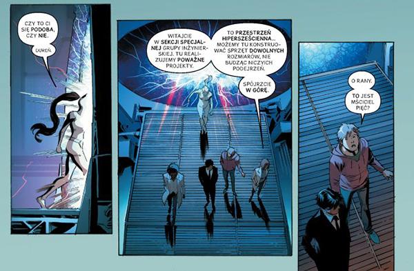 Komiks Avengers Impas Recenzja