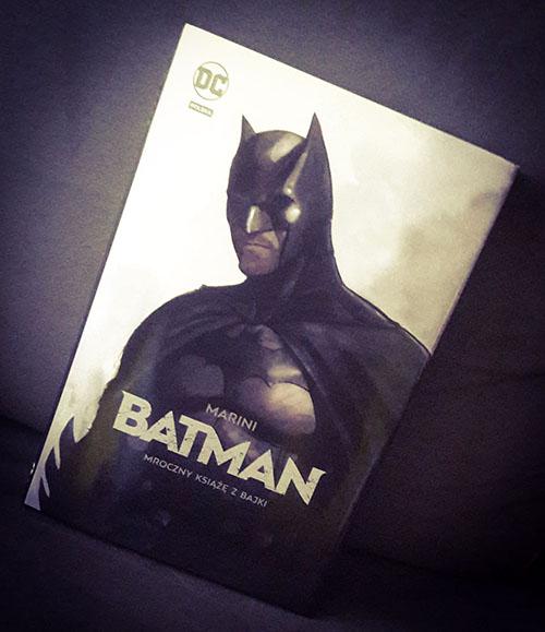 Batman Mroczny książę recenzja