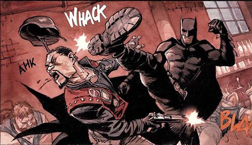 Batman Mroczny książę z bajki recenzja