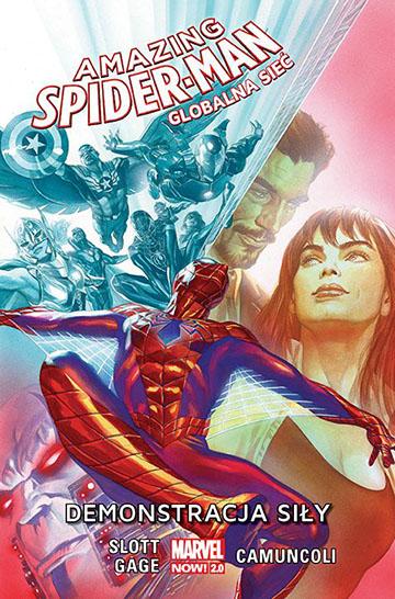 Spider-Man Demonstracja Siły Recenzja