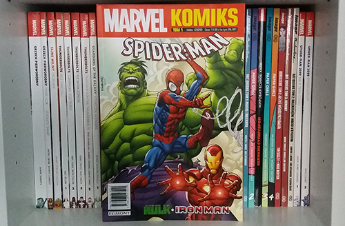Marvel Komiks tom 1