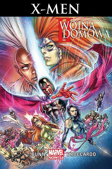 II Wojna Domowa X-Men