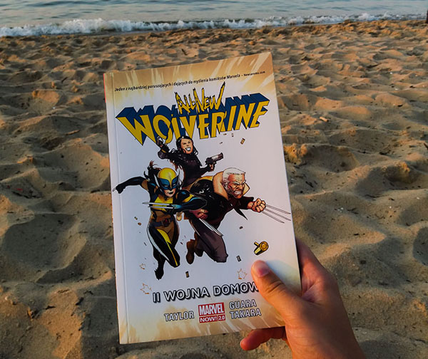 All-New Wolverine: II Wojna