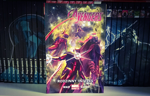 Avengers Rodzinny interes