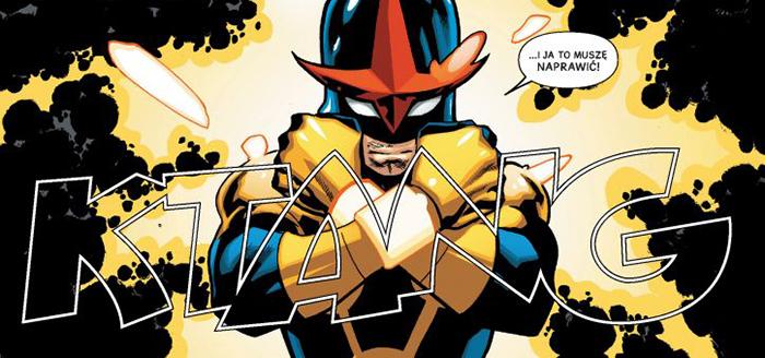 Avengers Rodzinny Interes tom 2 recenzja