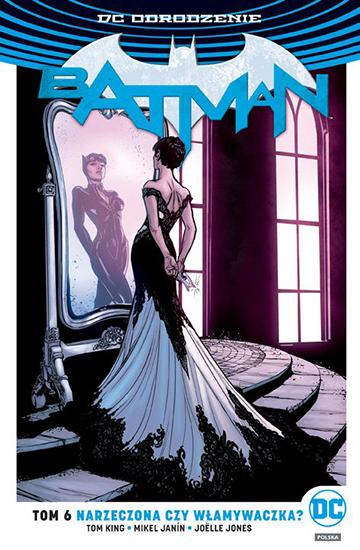 Batman Narzeczona czy włamywaczka okładka