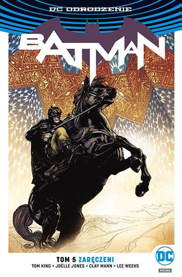 Batman tom 5 recenzja