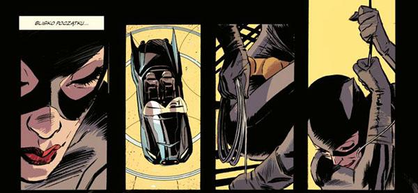 Batman tom 5 zaręczeni