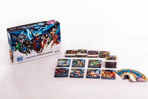 Pojedynek Superbohaterów gra