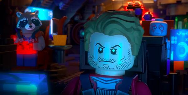 LEGO Marvel Super Heroes netflix