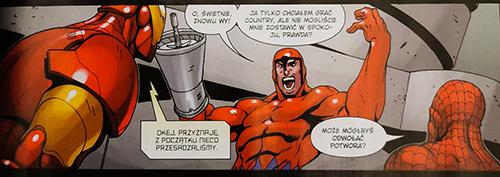 Marvel Komiks 3/2019
