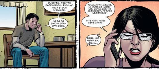odrodzenie tom 3 recenzja komiksu