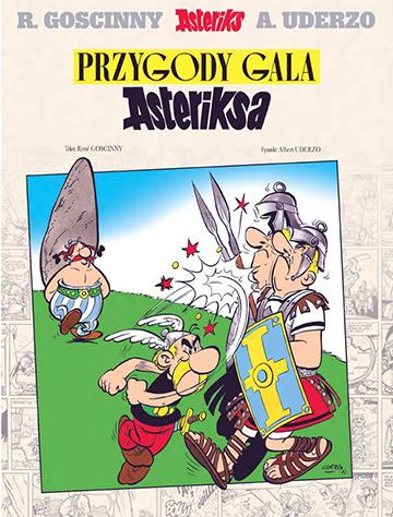 przygody gala asteriksa recenzja