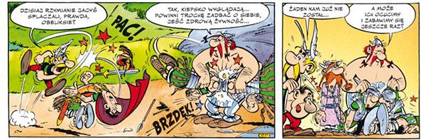 przygody gala asteriksa wydanie jubileuszoe