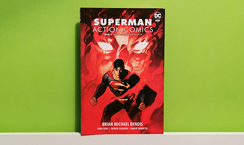 superman action comics tom 1
