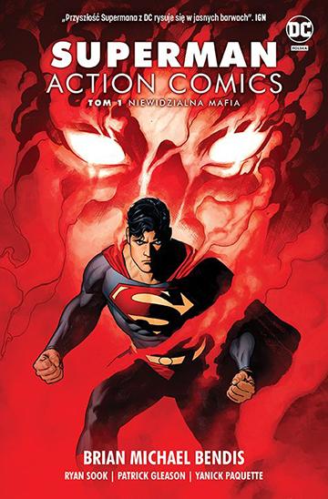 Superman Niewidzialna Mafia