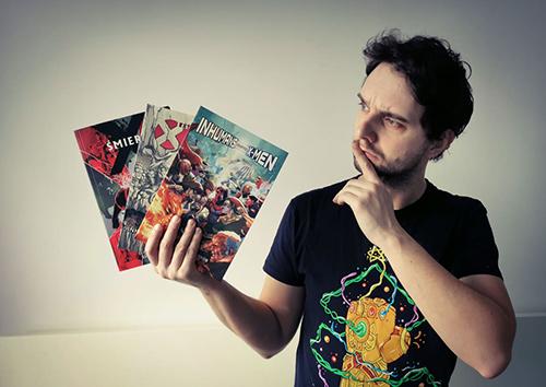 Jak czytać Inhumans vs X-Men