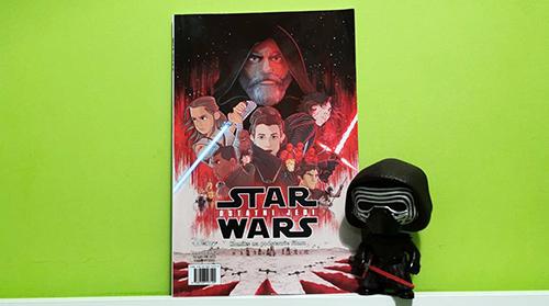 Star Wars Ostatni Jedi Komiks