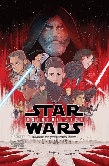 Ostatni Jedi Komiks