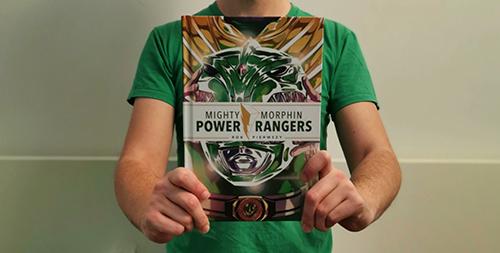 power rangers rok pierwszy