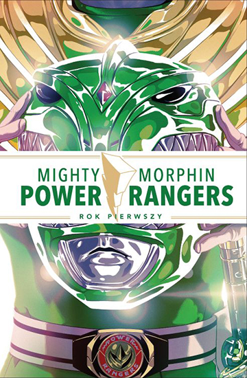 Mighty Morphin Power Rangers Rok Pierwszy