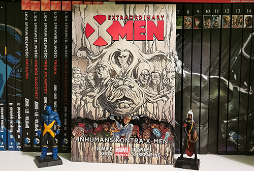 Extraordinary X-Men tom 4