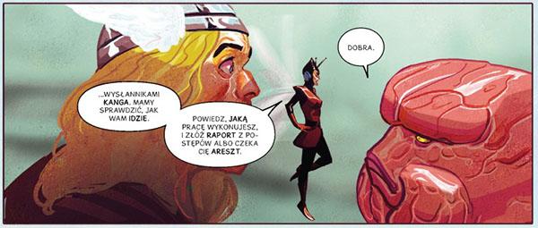 Avengers tom 4 I wojna kanga