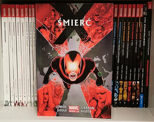 X-Men Śmierć X