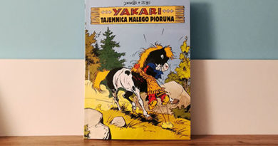 Yakari tajemnica małego pioruna