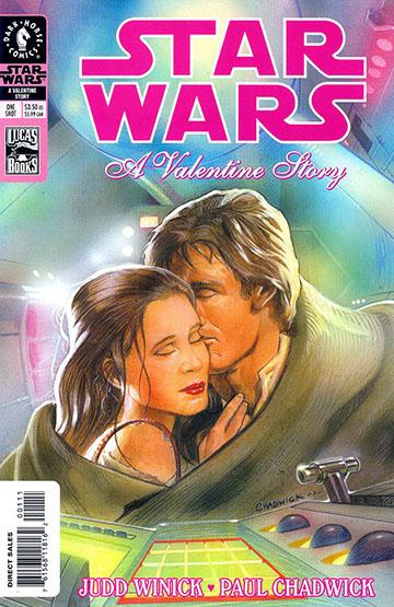 komiksy walentynkowe star wars